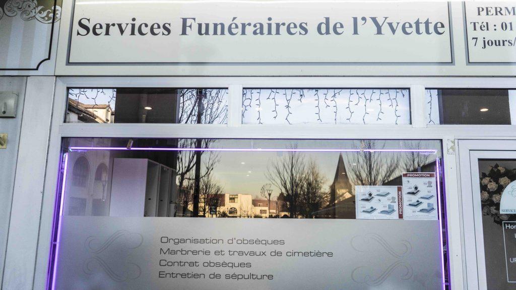 Pompes funèbres et funérarium à Gif-sur-Yvette (91)